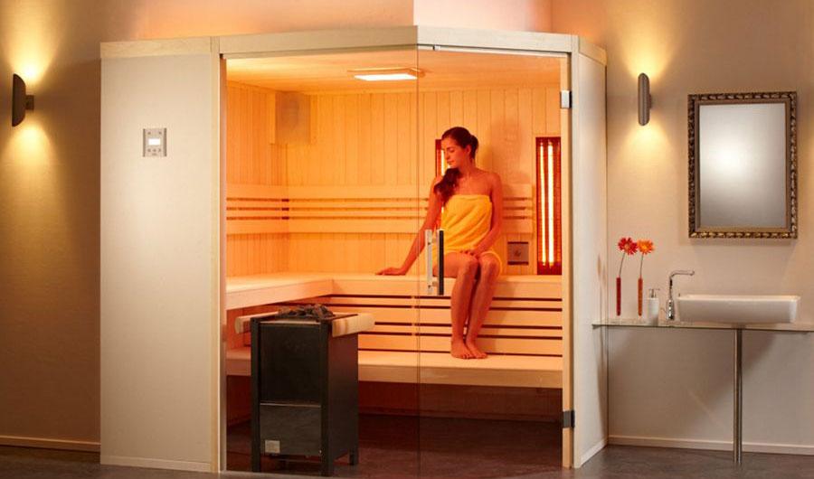 infraworld Sauna