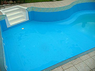 Schwimmbadfolie für Folienbecken