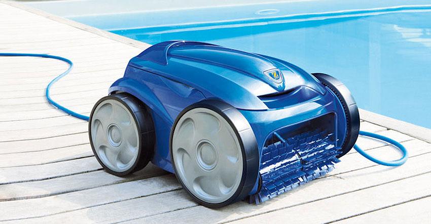 Vortex Reinigungsroboter für Schwimmbecken