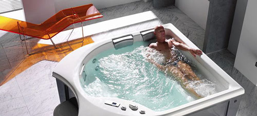 Portabler Whirlpool